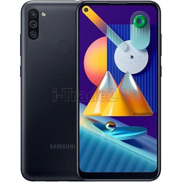 Смартфон Samsung Galaxy M11 Черный (Black)