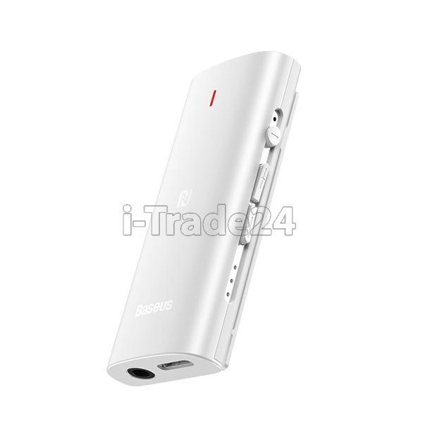 Беспроводной виртуальный приемник Baseus BA03 Immersive Virtual 3D Bluetooth Receiver white