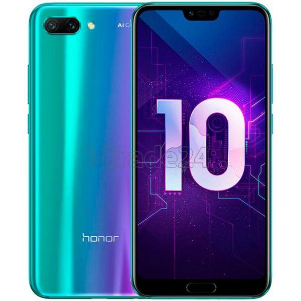 Смартфон Honor 10 4/128GB Dual LTE (Green/Зеленый)