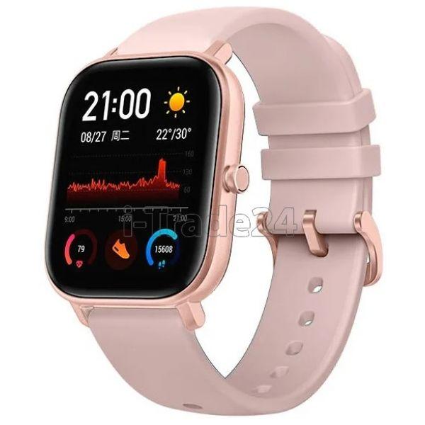 Умные часы Amazfit GTS Розовый