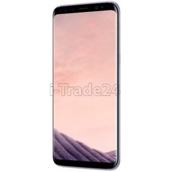 Samsung Galaxy S8 64Gb+4Gb Dual LTE (orchid gray/мистический аметист)