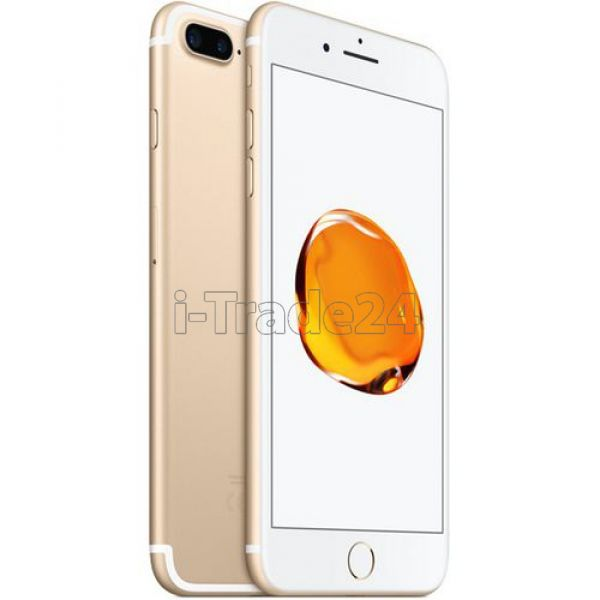 Apple iPhone 7 Plus 128Gb LTE (Gold/Золотой)