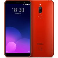 Meizu M6T 32Gb+3Gb Dual LTE (red/красный) EU Spec