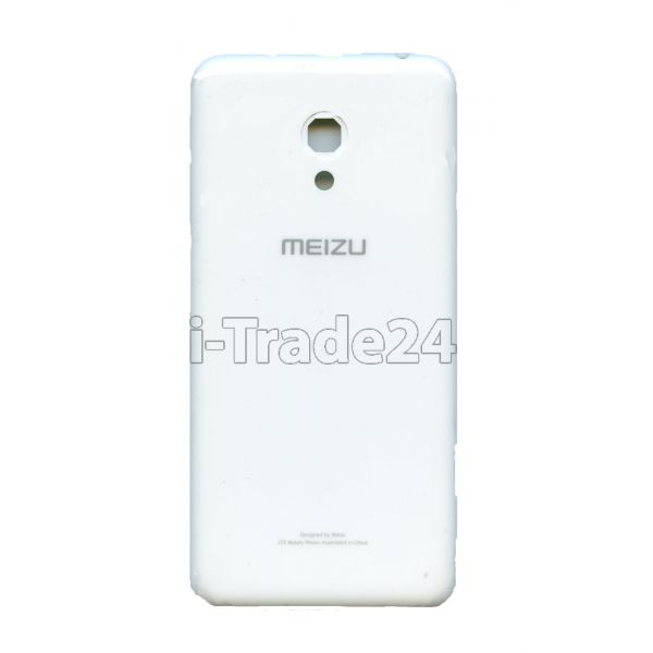 Задняя крышка для Meizu M3 mini белая