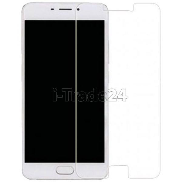 Защитное стекло для Meizu M5 прозрачное