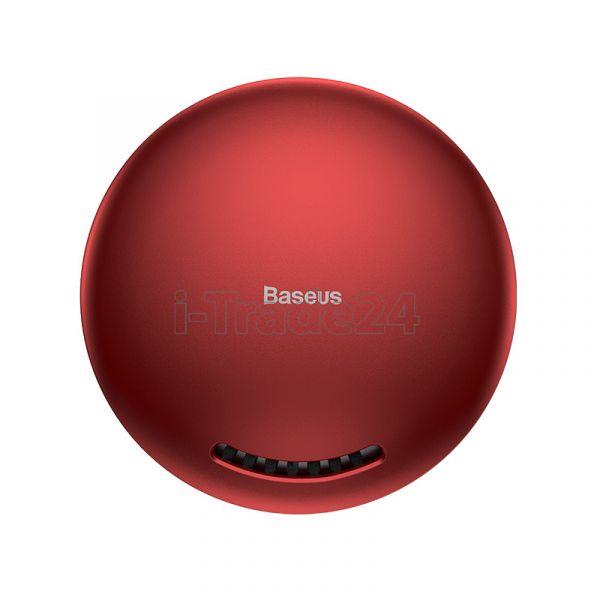 Автомобильный ароматизатор Baseus Smile vehicle-mounted aroma diffuser Red