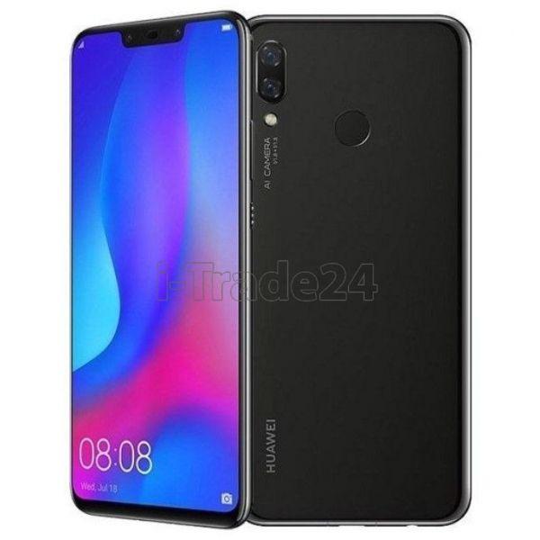 HUAWEI Nova 3 4/128GB Dual LTE (Black/Черный)