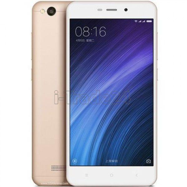 Xiaomi Redmi 4A 16Gb Dual LTE (gold/золотой)