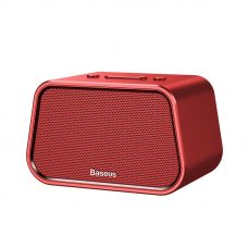Портативная акустика Baseus Encok E02 Trapezoid Wireless Bluetooth Speaker Red
