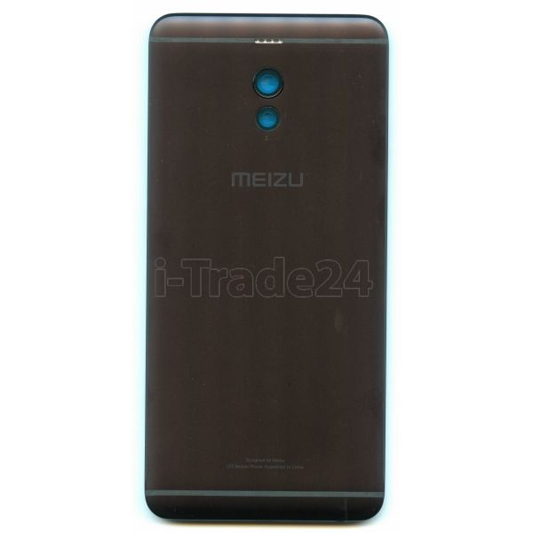 Задняя крышка для Meizu M6 Note черная