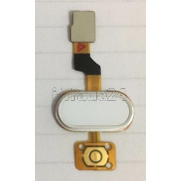 Кнопка Home Meizu M3S белая