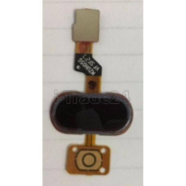Кнопка Home Meizu M3S черная