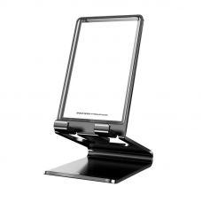 Настольный держатель Baseus Suspension glass Desktop Bracket Black