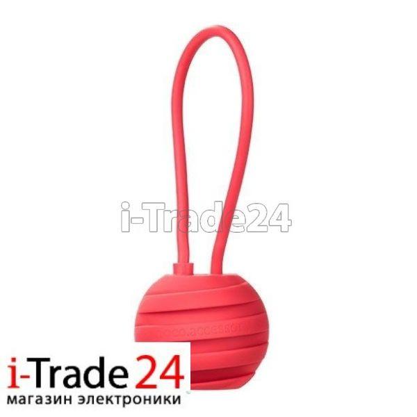 Кабель-брелок Hoco U3 Micro-USB, красный