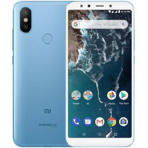 Xiaomi Mi A2 4/32GB Dual LTE (blue/голубой) Global Version