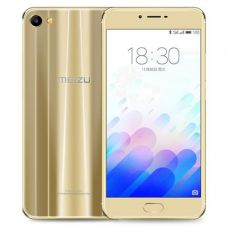 Meizu M3X 32Gb+3Gb Dual LTE (gold/золотой)