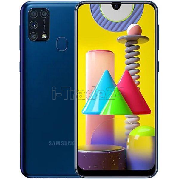Смартфон Samsung Galaxy M31 (Blue/Синий)