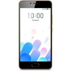 Meizu M5c 16Gb+2Gb Dual LTE (gold/золотой)