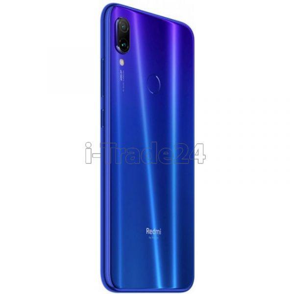 Xiaomi Redmi Note 7 32Gb+3Gb Dual LTE (blue/синий) Global Version