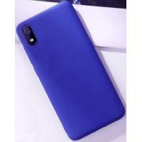 Чехол силиконовый для Xiaomi Redmi 7A Синий