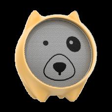Портативная акустика Baseus Dogz Wireless speaker E06 Yellow
