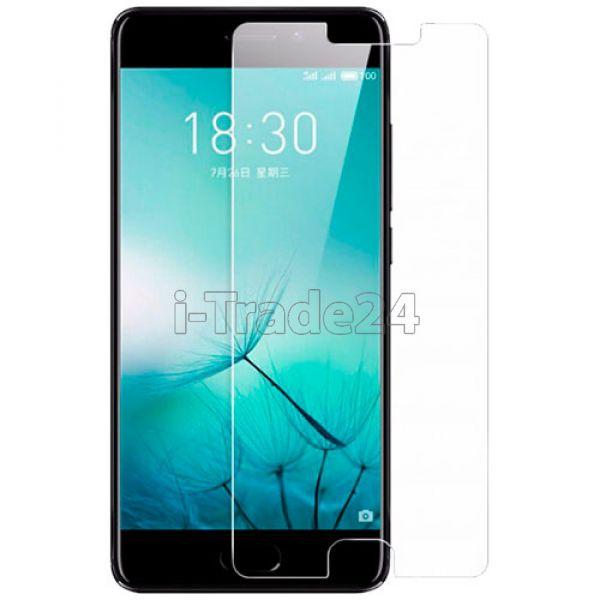 Защитное стекло для Meizu Pro 7 прозрачное