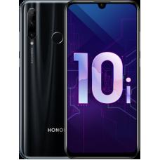 Смартфон Honor 10i 4/128Gb Dual LTE (midnight black/полночный черный)