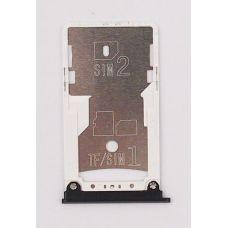 SIM лоток Xiaomi Mi Max 2 черный