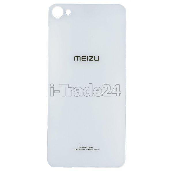 Задняя крышка для Meizu M3X белая