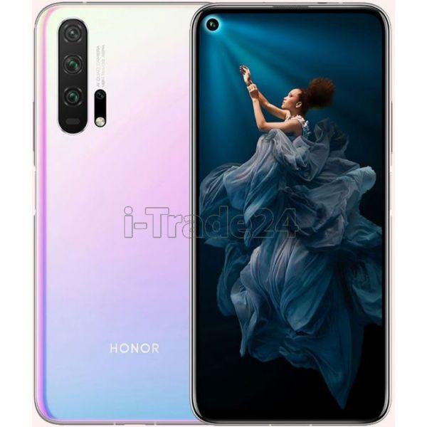 Смартфон Honor 20 Pro 8/256GB Dual LTE (White/Белый)