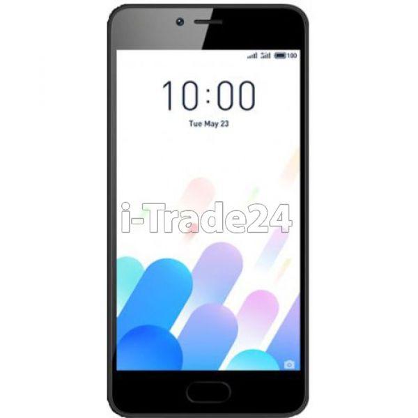 Meizu M5c 16Gb+2Gb Dual LTE (black/черный) EU Spec