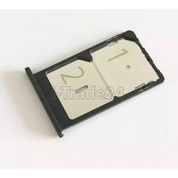 SIM лоток Xiaomi Mi4i серый