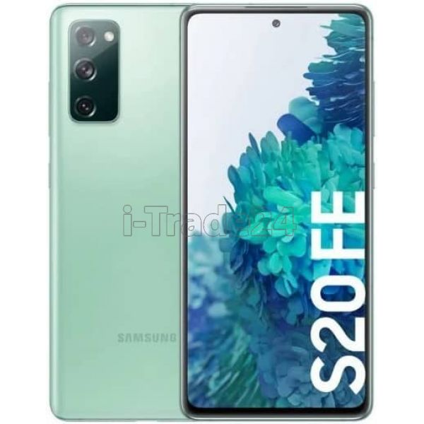 Смартфон Samsung Galaxy S20FE (Fan Edition) Мятный
