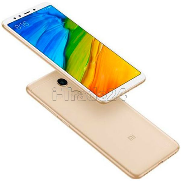 Xiaomi Redmi 5 16Gb+2Gb Dual LTE (gold/золотой) Global Version