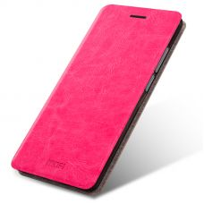 Чехол-книжка MOFI для Xiaomi Mi Max (pink/розовый)