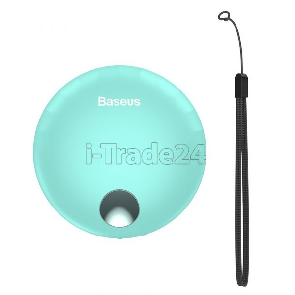 Автомобильный ароматизатор Baseus Flower shell Portable Aromatherapy Diffuser Blue