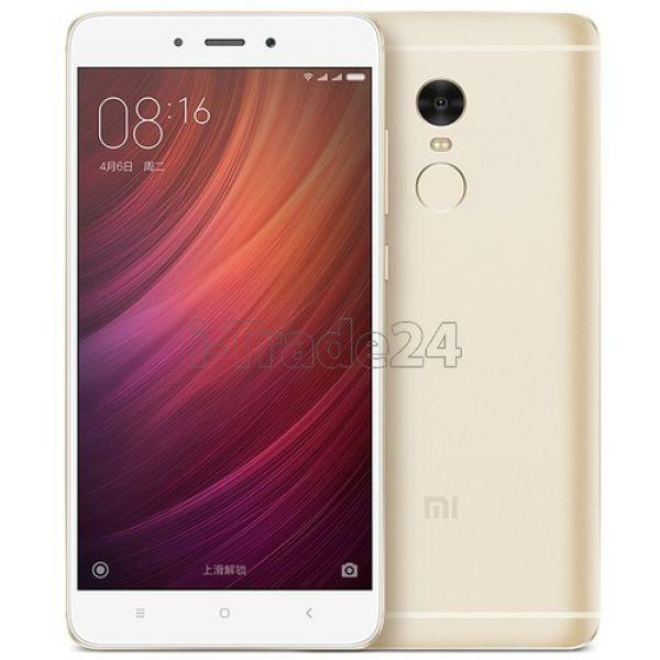 Xiaomi Redmi Note 4 16Gb+2Gb Dual LTE (gold/золотой)