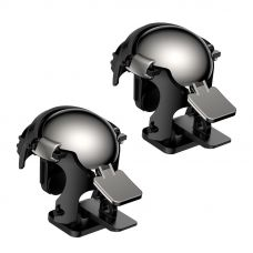 Держатель игровой Baseus Level 3 Helmet PUBG Gadget GA03 Black