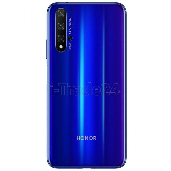 Смартфон Honor 20 6/128GB Dual LTE (YAL-L21) (Blue/Синий)
