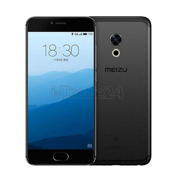 Meizu Pro 6s 64Gb 4G Dual LTE (Grey/темно-серый)