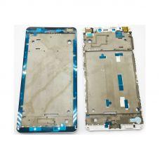 Рамка дисплея Xiaomi Mi Max белая