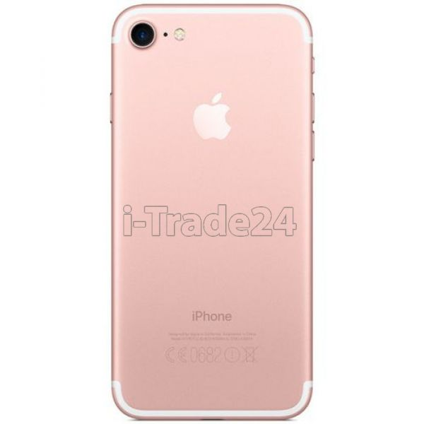 Apple iPhone 7 256Gb LTE (Rose Gold/Розовое золото)