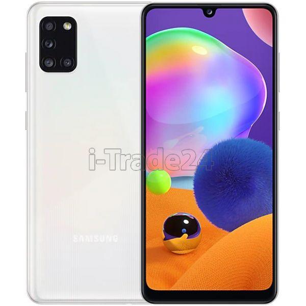 Смартфон Samsung Galaxy A31 64Gb SM-A315F (White/Белый)