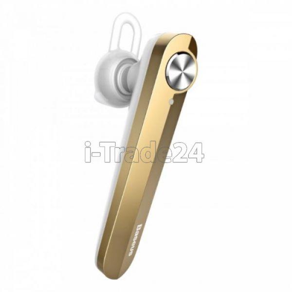 Bluetooth гарнитура Baseus A01 Bluetooth Earphones Gold