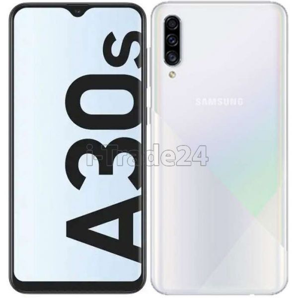 Samsung Galaxy A30s 32GB (White/Белый)