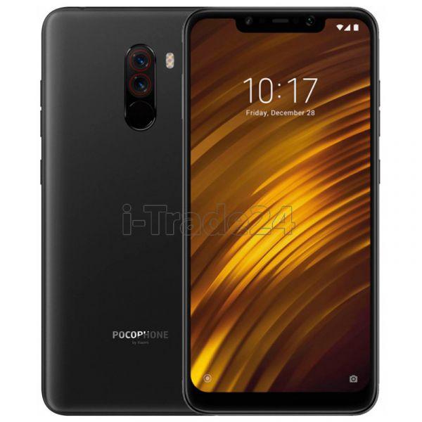 Xiaomi Pocophone F1 6/64Gb (black/черный) EU Global Version