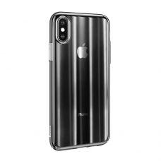 Чехол для Apple iPhone Baseus Cycling Helmet Case For iP 6.5(2018) Black