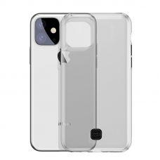 Чехол для Apple iPhone Baseus Transparent Key Phone Case For iP11 6.1inch(2019)Transparent