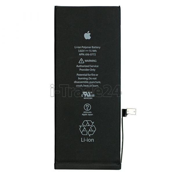 Аккумулятор iPhone 6 plus 2915mAh(100% оригинал)