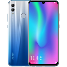 Смартфон Honor 10 Lite 3/32GB Dual LTE (sky blue/голубой)